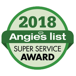 Newmans Pest Control Angies List Super Service Award
